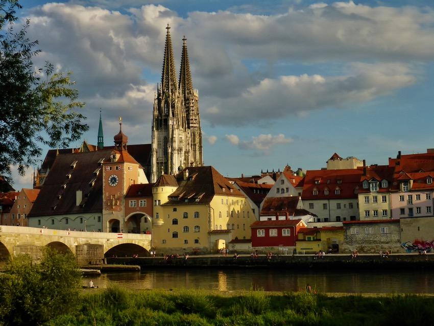 Regensburg Jura
